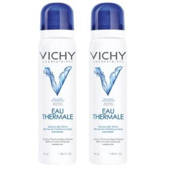 Harga [Twin-pack] Vichy Thermal Spa Water, 50mL