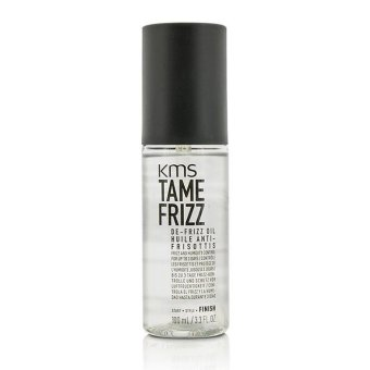 Harga KMS California Tame Frizz De-Frizz Oil (Provides Frizz & Humidity Control For Up To 3 Days) 100ml/3.3oz - intl