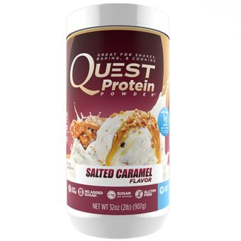 Harga Quest Protein Powder (2lbs) - Salted Caramel