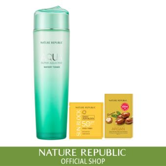 Harga Nature Republic Super Aqua Max Watery Toner