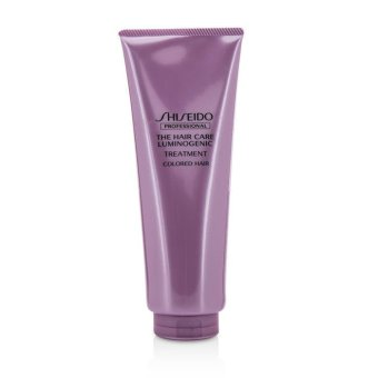 Harga Shiseido The Hair Care Luminogenic Treatment (Colored Hair) 250g (EXPORT)