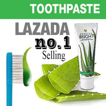 Harga FOREVER BRIGHT TOOTHGEL