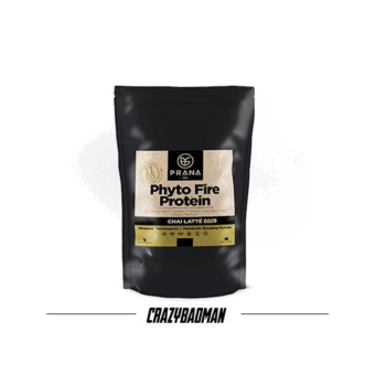 Harga Prana On: Phyto Fire Protein (400g) Weight Loss - Chai Latte
