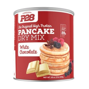 Harga P28 Protein Pancake Mix, White Chocolate