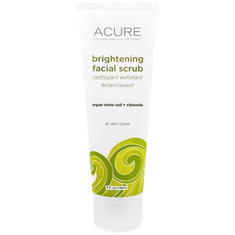 Acure Organics, Brightening Facial Scrub, 118 ml