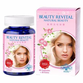 Harga Miri Beauty Revital Capsules