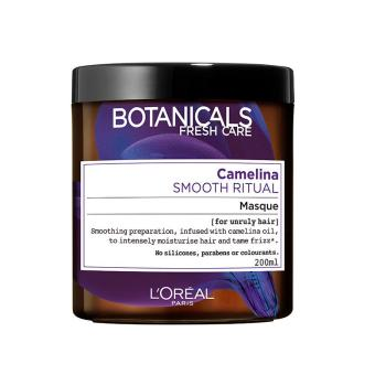 Harga Botanicals Camelina Smooth Ritual Hair Mask 200ml
