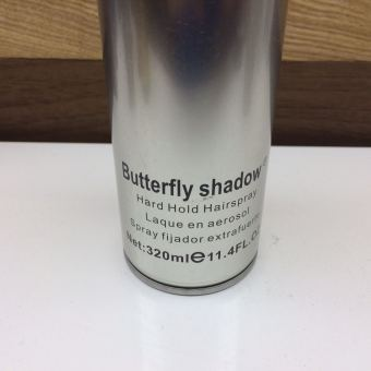 Butterfly Shadow Strong Hold Hair Spray - 2