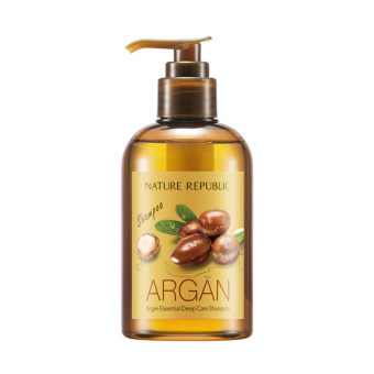 Harga Argan Essential Deep Care Shampoo