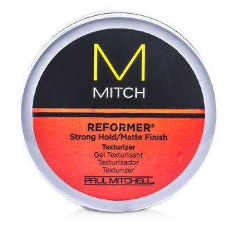Harga Mitch Reformer Strong Hold/Matte Finish Texturizer 85g/3oz - intl