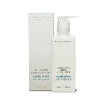 Harga Aromatherapy Associates Essential Skincare Renewing Rose Cleanser 6.8oz/200ml (EXPORT)