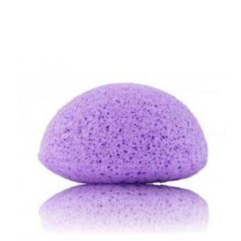 Harga Konjac Lavender Sponge (for acne-prone, dry, stressed skin with scars)