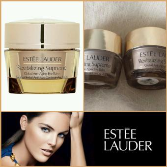Harga Estee Lauder (1+1) Revitalizing Supreme Global Anti-Aging Eye Balm (5ml+5ml)