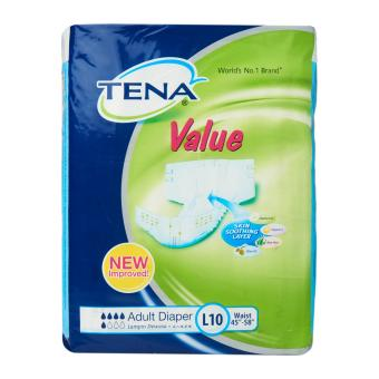 Harga Tena Value Adult Diapers - L