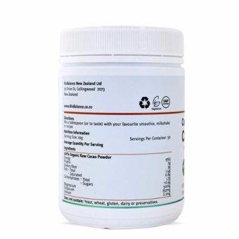 BioBalance Raw Cacao Powder Certified Organic 500g - 2