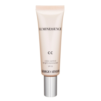 Harga Giorgio Armani Luminessence CC Color Control Bright Moisturizer SPF 35 1.01oz, 30ml (# 2)
