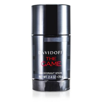Harga Davidoff The Game Deodorant Stick 70g (EXPORT)