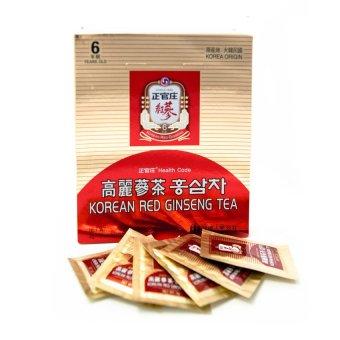 Cheong Kwan Jang Korean Red Ginseng Tea (50 Sachets) - 2