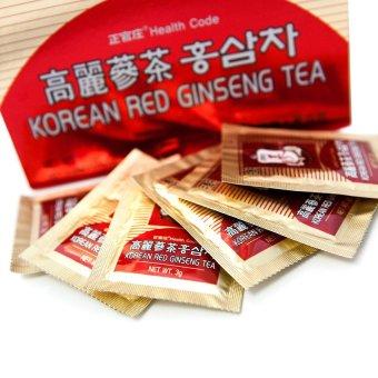 Cheong Kwan Jang Korean Red Ginseng Tea (50 Sachets) - 3