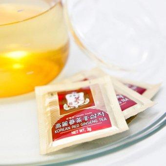 Cheong Kwan Jang Korean Red Ginseng Tea (50 Sachets) - 4