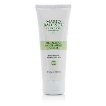 Harga Mario Badescu Botanical Exfoliating Scrub - For All Skin Types 100ml/3.4oz - intl
