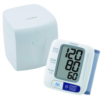 Harga Citizen Wrist Blood Pressure Monitor CH-650