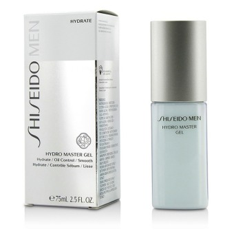 Harga Shiseido Men Hydro Master Gel 75ml/2.5oz (Intl) - Intl