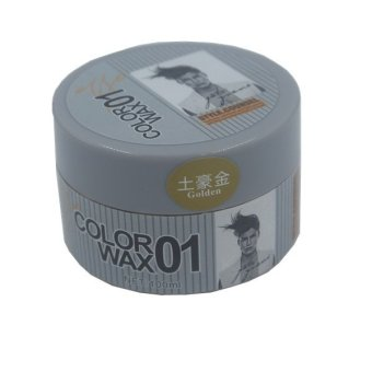 Hair Color Wax (Golden)