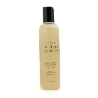 Harga John Masters Organics Sweet Orange and Silk Protein Styling Gel 236ml/8oz