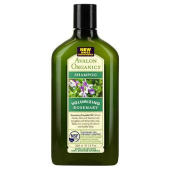 Harga Avalon Organics Rosemary Volumizing Shampoo 11oz