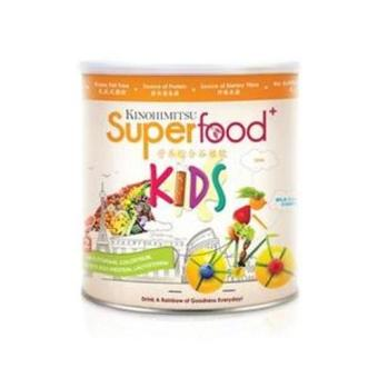 Harga KINOHIMITSU Superfood + Kids 500g