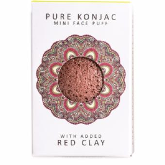 Harga Mini Konjac Pore Refiner French Red Clay