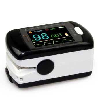 Harga Contec CMS50E OLED Pulse Oximeter 24 hours record with PC software (EXPORT) - Intl