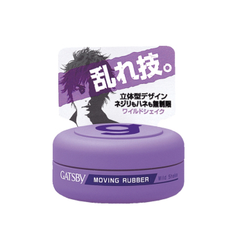 Harga Gatsby Moving Rubber Wild Shake 80g