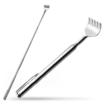 Harga Sporter Back Scratcher Stainless Telescopic