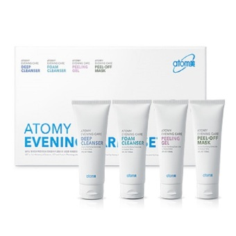 Harga Atomy Evening Skin Care 4 Set - intl