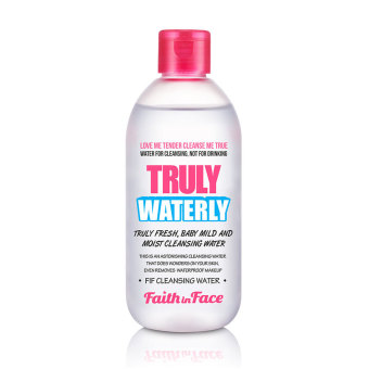 Harga Faith In Face Truly Watery Cleansing Water 300ml