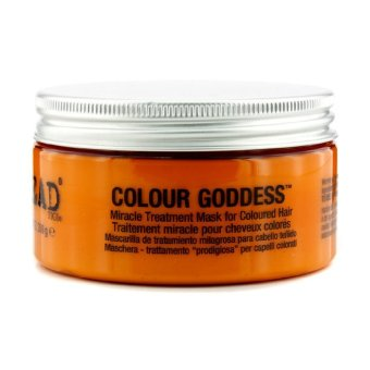 Harga Tigi Bed Head Colour Goddess Miracle Treatment Mask (For Coloured Hair) 200g (EXPORT)