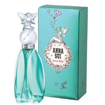 Anna Sui Secret Wish for women EDT 75ml