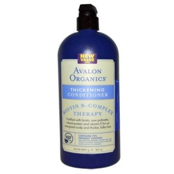 Harga AVALON ORGANICS BIOTIN SP 32OZ