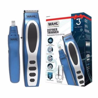 Harga Wahl Mens Corded Cordless Rechargeable Pro Hair Clipper Shaver 5598-1517 - 40% off