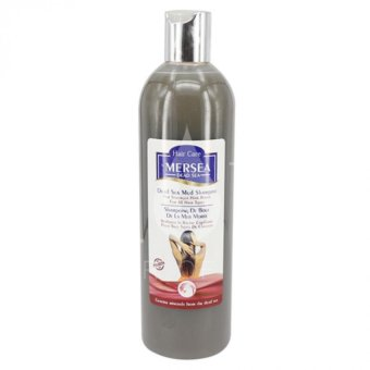 Harga Dead Sea Mud Shampoo For All Hair Types