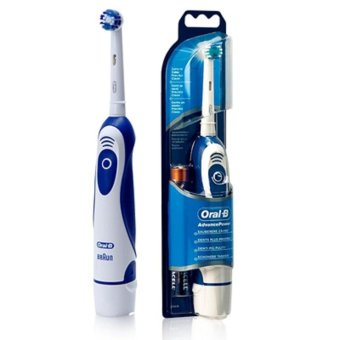 Harga Oral B Advanced Power 400 Electric Toothbrush powered by Braun - 30-50% Off Retail