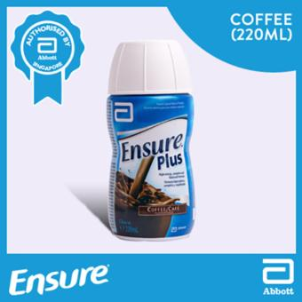 Harga Ensure Plus - Coffee 220ML