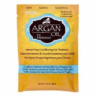 Harga HASK ARGAN OIL Repairing Deep Conditioner 50g