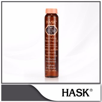 Harga HASK Monoi Oil Nourishing Shine Oil Vial 18ml