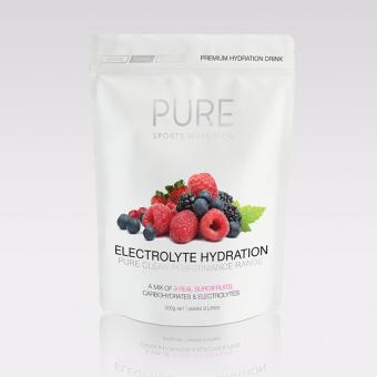 Harga PURE Electrolyte Hydration 500g Pouch - Superfruits