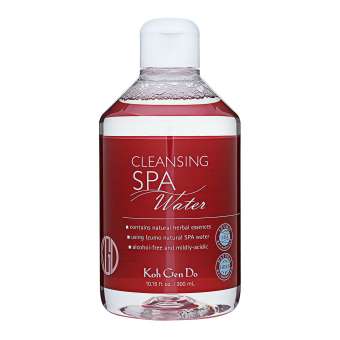 Harga Koh Gen Do SPA Cleansing Water 10.15oz, 300ml - Intl