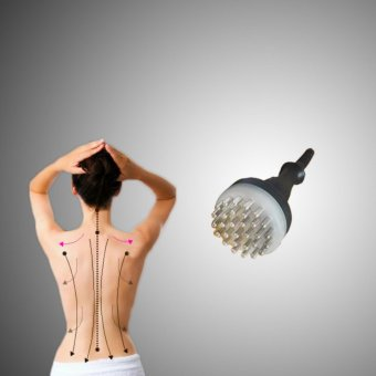 Therapy Machine Full body Acupuncture massage brush Pain Relief - intl - 2