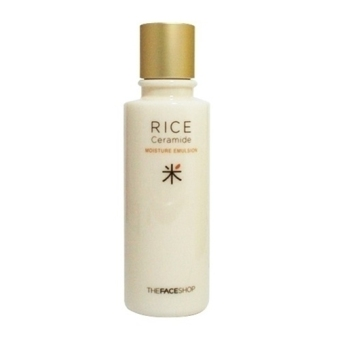 Harga The Face Shop Rice Ceramide Moisture Emulsion ( 150ml)